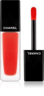 Chanel Rouge Allure Ink рідка помада з матуючим ефектом
