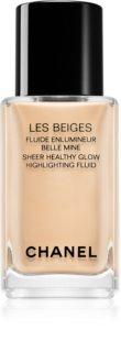 Chanel Les Beiges Sheer Healthy Glow течен хайлайтър
