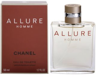 Chanel Allure Homme eau de toillete για άντρες
