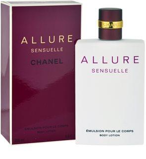 Chanel Allure Sensuelle mlijeko za tijelo za žene