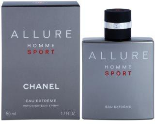 Chanel Allure Homme Sport Eau Extreme парфумована вода для чоловіків