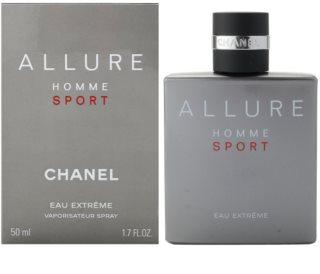 Chanel Allure Homme Sport Eau Extreme toaletní voda pro muže