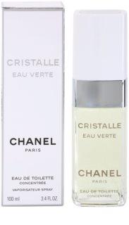 Chanel Cristalle Eau Verte Concentrée toaletní voda pro ženy