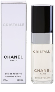 Chanel Cristalle eau de toilette for Women