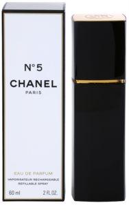 Chanel N°5 parfumovaná voda plniteľná pre ženy