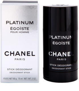 Chanel Égoïste Platinum Deodorant Stick for Men
