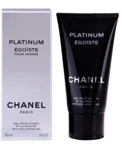 Chanel Égoïste Platinum gel za tuširanje za muškarce