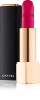 Chanel Rouge Allure Velvet Sammetslen läppstift med matt effekt