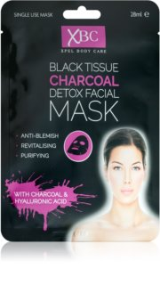 Charcoal Mask detoksikacijska maska