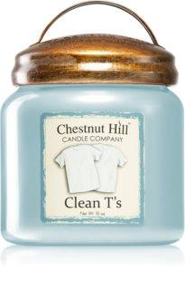 Chestnut Hill Clean T's Duftkerze