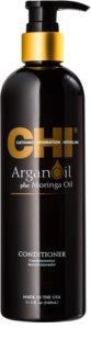 CHI Argan Oil tápláló kondícionáló száraz és sérült hajra