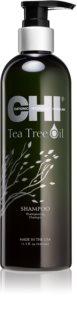 CHI Tea Tree Oil шампунь для жирных волос и кожи головы