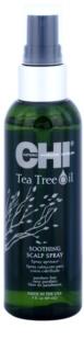 CHI Tea Tree Oil spray calmante contra a irritação e coceira do couro cabeludo