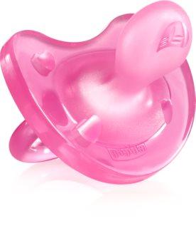 Chicco Physio Soft Pink dudlík 0-6 m