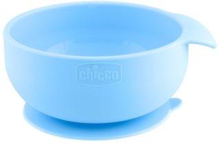 Chicco Take Eat Easy miska 6m+ Blue