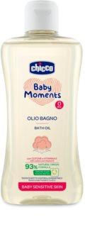 Chicco Baby Moments Sensitive vonios aliejus
