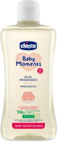 Chicco Baby Moments Sensitive Massage Oil