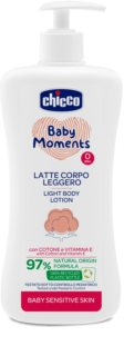 Chicco Baby Moments Sensitive Gentle Body Lotion