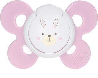Chicco Physio Comfort Bunny/Raccoon sut 0-6m Girl