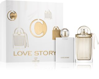 Chloé Love Story Gift Set for Women