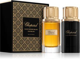 Chopard Black Incense Malaki Geschenkset II. Unisex