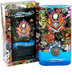Christian Audigier Ed Hardy Hearts & Daggers for Him eau de toilette para homens
