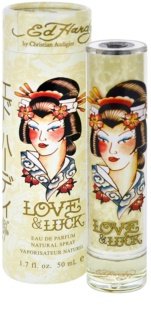 Christian Audigier Ed Hardy Love & Luck Woman eau de parfum para mujer