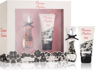 Christina Aguilera Christina Aguilera darčeková sada III. pre ženy