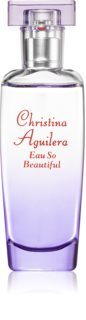 Christina Aguilera Eau So Beautiful