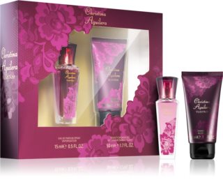 Christina Aguilera Violet Noir coffret I. para mulheres