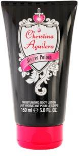Christina Aguilera Secret Potion telové mlieko pre ženy