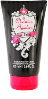 Christina Aguilera Secret Potion latte corpo da donna