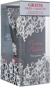 Christina Aguilera Unforgettable confezione regalo II. da donna