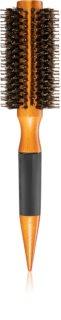 Chromwell Brushes Dark στρογγυλή βούρτσα για τα μαλλιά