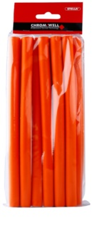 Chromwell Accessories Orange lange Schaumstoff-Papilotten