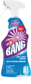Cillit Bang Bathroom bathroom cleaning spray