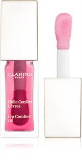 Clarins Lip Comfort Oil olio nutriente per le labbra