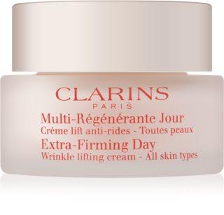 Clarins Extra-Firming denný liftingový krém proti vráskam pre všetky typy pleti