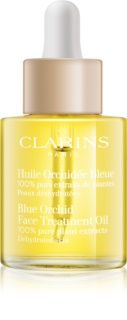 Clarins Blue Orchid Face Treatment Oil Blue Orchid Face Treatment Oil for Dehydrated Skin