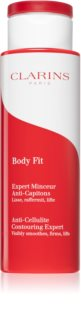 Clarins Body Fit Anti-Cellulite Contouring Expert creme corporal refirmante anticelulite