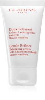 Clarins Cleansers Gentle Cream Exfoliator With Micro - Pearls