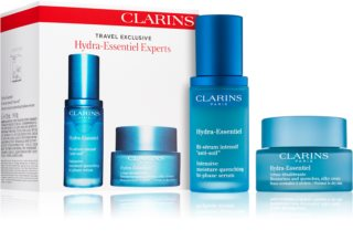 Clarins Hydra-Essentiel kosmetická sada (pro suchou pleť)