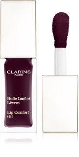 Clarins Instant Light Lip Comfort Oil питательное ухаживающее средство для губ