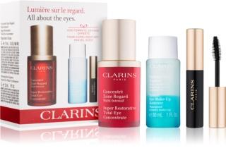Clarins Eye Collection Set Sminkset för Kvinnor