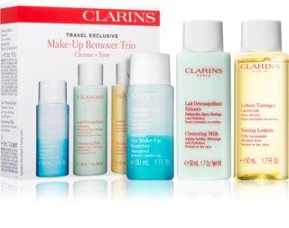 Clarins Cleansers kozmetická sada (pre dokonalé vyčistenie pleti)