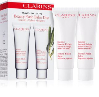 Clarins Beauty Flash set de cosmetice pentru ten obosit