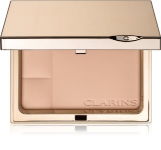 Clarins Ever Matte Radiant Matifying Powder kompaktní pudr pro matný vzhled