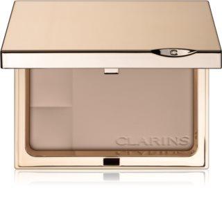 Clarins Ever Matte Radiant Matifying Powder компактная пудра для придания матовости