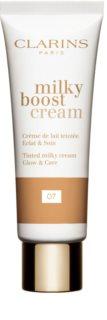 Clarins Milky Boost Cream rozjasňující BB krém