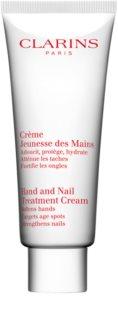 Clarins Hand and Nail Treatment Cream hranilna krema za roke in nohte